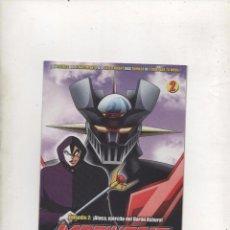 Series de TV: DVD MAZINGER Z EDICIÓN IMPACTO EPISODIO 2.DA. Lote 87679260