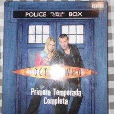 Fernsehserien - DOCTOR WHO, 1 Temporada Completa, Edicion Limitada DESCATALOGADA - 88195712