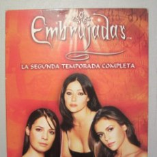 Series de TV: DVD EMBRUJADAS TEMPORADA 2 COMPLETA. Lote 90196412