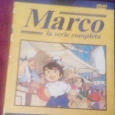 Series de TV: MARCO.LA SERIE COMPLETA.13 DVDS CON 52 EPISODIOS. Lote 90902058