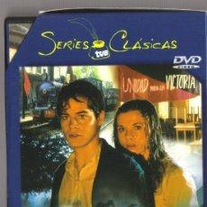 Series de TV: DVD SERIE TV - LOS JINETES DEL ALBA - 3 DVD SERIE COMPLETA - COMO NUEVO - UN SOLO USO. Lote 93096485
