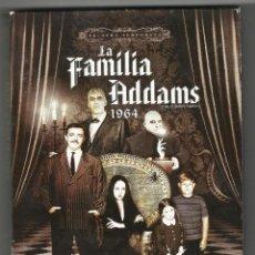 Cine: LA FAMILIA ADDAMS. 1964. PRIMERA TEMPORADA DE LA SERIE. DVD. Lote 93705115
