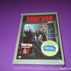 Series de TV: LOS SOPRANO ( SERIE 6 ) - DVD - PRECINTADO - EDICION Z4T 83615 - HBO VIDEO - WARNER BROS. Lote 94157495