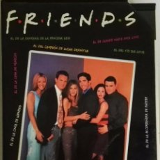 Series de TV: SERIE 3. FRIENDS. DVD. Lote 94514938