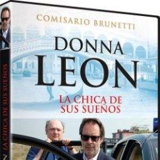 Cine: DONNA LEON: LA CHICA DE SUS SUEÑOS (DAS MADCHEN SEINER TRAUME). Lote 105957238