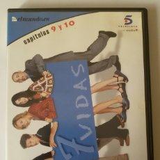 Series de TV: 7 VIDAS CAP. 9 Y 10. Lote 94873843