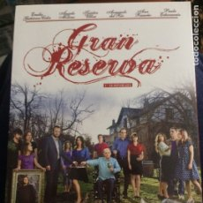 Series de TV: GRAN RESERVA - PRIMERA TEMPORADA. Lote 95197200
