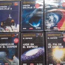 Series de TV: SUPERPRODUCCIONES DE CIENCIA Y NATURALEZA - BBC - EL PAIS - LOTE 17. Lote 95418799