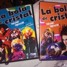 Cine: LOTE 2 DVD LA BOLA DE CRISTAL. Lote 95731268