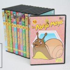 Cine: SERIE DE TELEVISIÓN DIBUJOS ANIMADOS - LA ABEJA MAYA. SERIE COMPLETA - 13 DVD - PLANETA JUNIOR, 2004. Lote 95742455
