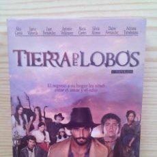 Cine: TIERRA DE LOBOS - TEMPORADA 1 COMPLETA DVD. Lote 95768079