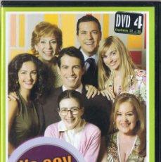 Cine: YO SOY BEA. DVD 4 CAPÍTULOS 22 AL 28. Lote 95855815