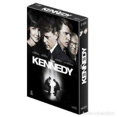 Cine: LOS KENNEDY - JON CASSAR - 3 DVD. Lote 96510787