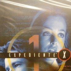 Cine: DVD EXPEDIENTE X. 1 TEMPORADA. EPISODIO PILOTO 1 Y 2. Lote 97311614