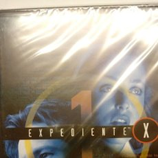 Cine: DVD EXPEDIENTE X. 1 TEMPORADA. CAPITULOS 15.16 Y 17. Lote 97312604