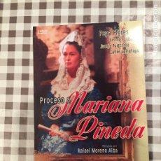 Series de TV: PROCESO A MARIANA PINEDA, PEPA FLORES (MARISOL) RAFAEL MORENO ALBA. Lote 97476703