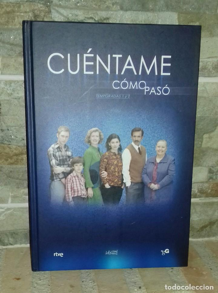 LIBRO CUÉNTAME CÓMO PASÓ. TEMPORADA 1-2 (Series TV en DVD)