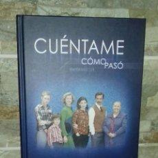 Series de TV: LIBRO CUÉNTAME CÓMO PASÓ. TEMPORADA 1-2. Lote 97479303