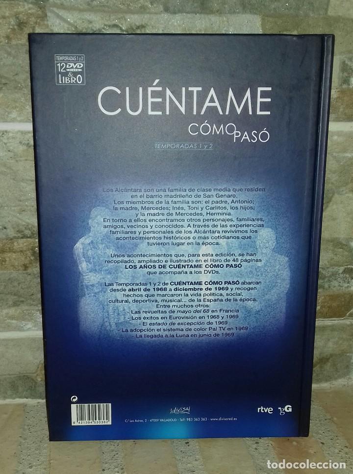 Series de TV: Libro Cuéntame Cómo Pasó. Temporada 1-2 - Foto 2 - 97479303