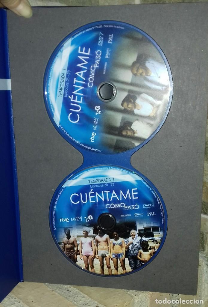 Series de TV: Libro Cuéntame Cómo Pasó. Temporada 1-2 - Foto 3 - 97479303