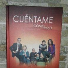Series de TV: LIBRO CUÉNTAME CÓMO PASÓ. TEMPORADA 3-4-5. Lote 97479315