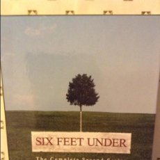 Series de TV: SIX FEET UNDER. THE COMPLETE SECOND SERIES (EN INGLES). Lote 97538571