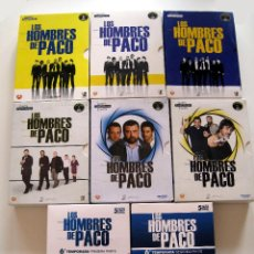 Cine: LOS HOMBRES DE PACO (DVD) • SERIE TEMPORADAS 1-8 (EMON/SAV). Lote 98222303