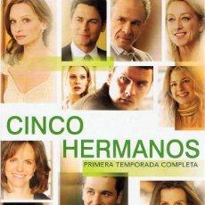 Series de TV: CINCO HERMANOS PRIMERA TEMPORADA COMPLETA . Lote 97655483