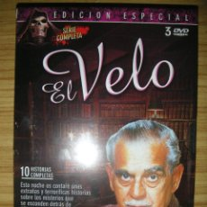Series de TV: SERIE EL VELO COMPLETA (1958) BORIS KARLOFF - TERROR. Lote 97817683