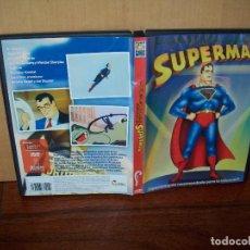 Series de TV: SUPERMAN -DVD DIBUJOS ANIMADOS . Lote 97928403