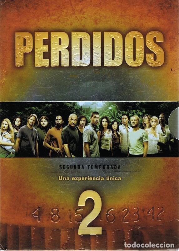 DVD PERDIDOS SEGUNDA TEMPORADA (7 DVD) (Series TV en DVD)