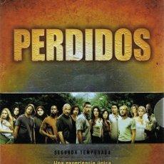 Series de TV: DVD PERDIDOS SEGUNDA TEMPORADA (7 DVD). Lote 98054067