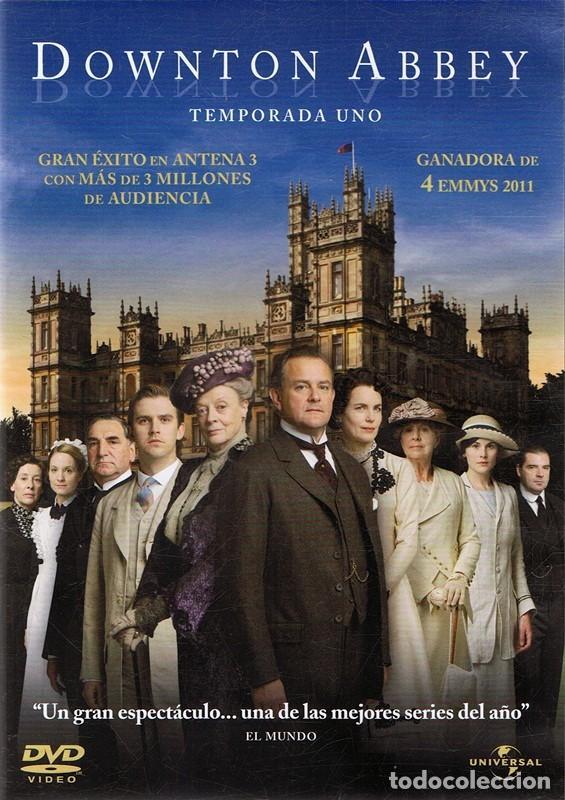dvd downton abbey temporada uno ( 3 dvd) - Comprar Series de TV en ...