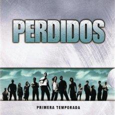 Series de TV: DVD PERDIDOS PRIMERA TEMPORADA ( 8 DVD). Lote 98055403