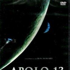 Cine: D341. APOLO 13. TOM HANKS. KEVIN BACON. ED HARRIS. DVD. NUEVO Y PRECINTADO.. Lote 98129951