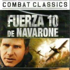Cine: D342. FUERZA 10 DE NAVARONE. DVD. NUEVO Y PRECINTADO.. Lote 98130003