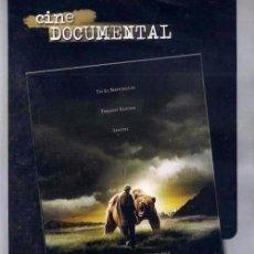 Cine: D340. GRIZZLY MAN. DVD. NUEVO Y PRECINTADO.. Lote 98130163
