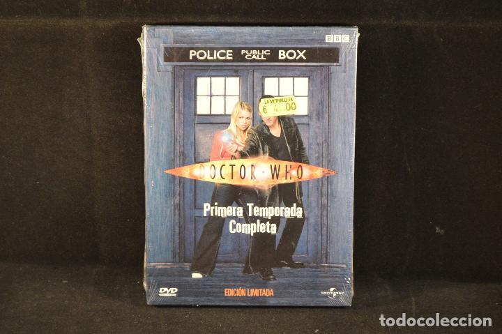 DOCTOR WHO - PRIMERA TEMPORADA COMPLETA - 4 DVD (Series TV en DVD)