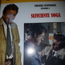 Cine: EG3/1// COLOMBO TEMPORADA 1-1 SUFICIENTE SOGA. . Lote 98184946