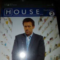 Cine: EG3/1//HOUSE TEM2-5 . Lote 98185556