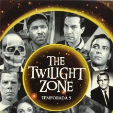 Cine: THE TWILIGHT ZONE (LA DIMENSION DESCONOCIDA) - 5ª TEMPORADA. Lote 98346110