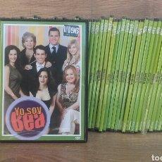 Cine: COLECCIÓN COMPLETA YO SOY BEA SERIE DE TELEVISIÓN 96 DVDS COMPLETA PRECINTADOS. Lote 98777016