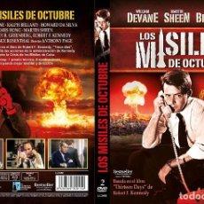 Cine: LOS MISILES DE OCTUBRE - ANTHONY PAGE. Lote 98984127