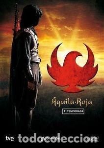 Aguila roja - cuarta temporada completa - Vendido en Venta Directa ...