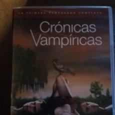 Series de TV: CRONICAS VAMPIRICAS - PRIMERA TEMPORADA COMPLETA EN DVD - 5 DVDS REF. UR EST. Lote 99846627