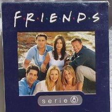 Series de TV: FRIENDS TEMPORADAS 8. 4 DVDS EN SU CAJA CERRADA. Lote 99956071
