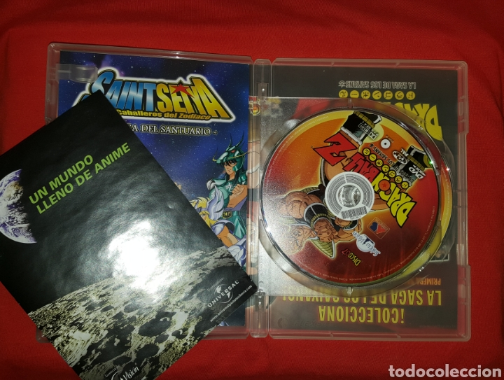 Series de TV: DVDs Serie Dragon Ball Z Ep.25-32 - Foto 3 - 100315910