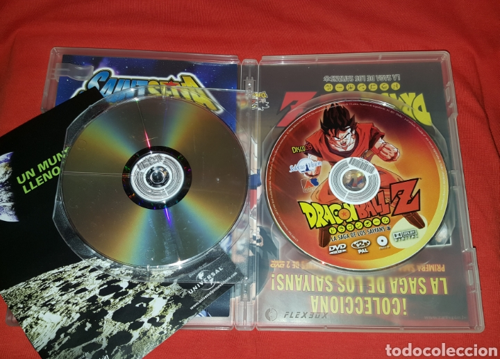 Series de TV: DVDs Serie Dragon Ball Z Ep.25-32 - Foto 4 - 100315910