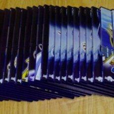 Cine: SERIE COMPLETA EN DVD (38 VOLS. - 114 EPISODIOS) DE LOS CABALLEROS DEL ZODÍACO EDICIÓN DE QUIOSCOS. Lote 100547886