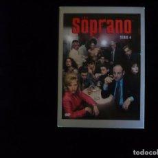Series de TV: LOS SOPRANO SERIE 4. Lote 100622827